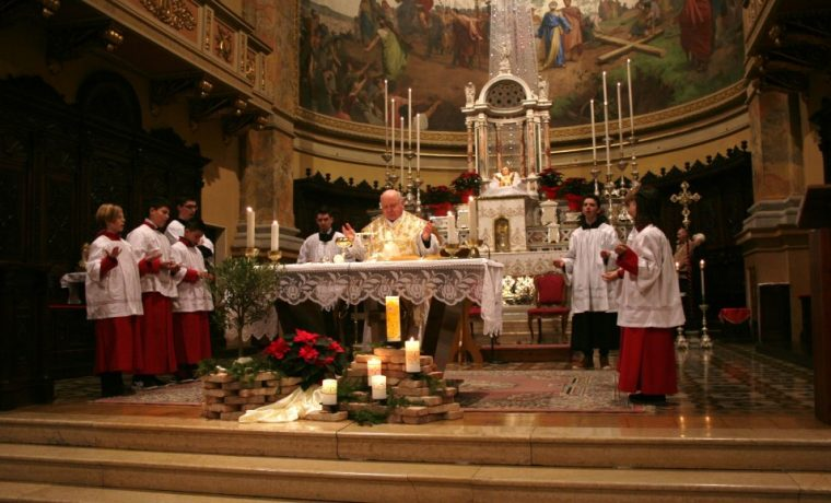 Santa Messa di Ringraziamento