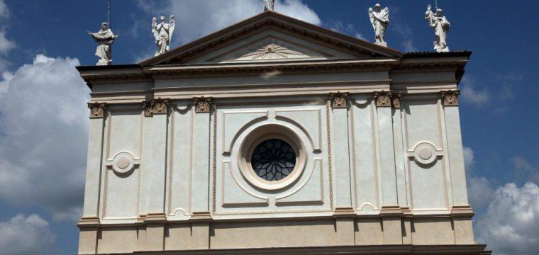 Restauro degli esterni della chiesa parrocchiale