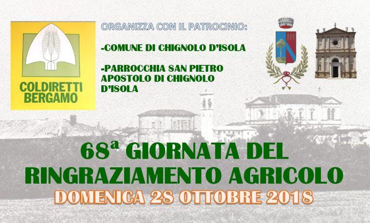 68a Giornata del Ringraziamento Agricolo