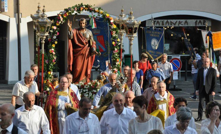 Santa Messa Solenne e processione
