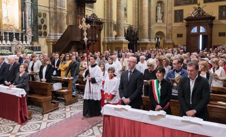 L'ingresso del sacerdote